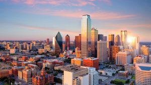 Sands looks to Dallas in Texas legalisation push