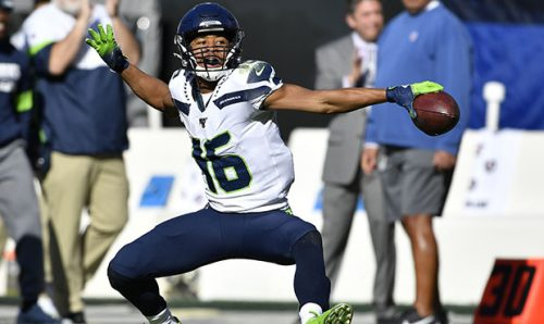 Seattle Seahawks Sign Tyler Lockett to 4 Year $69.2 Million Contract Extension