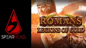 Spearhead Studios releases Romans – Legions of Gold