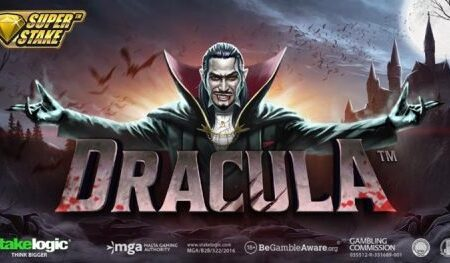 Stakelogic visits vampire royality in new video slot, Dracula