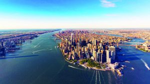I want to be a part of it: New York, New York