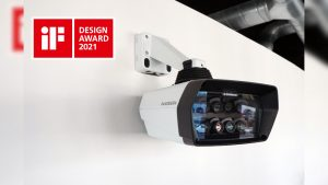 New Panomera® S-Series recognised with iF DESIGN AWARD 2021