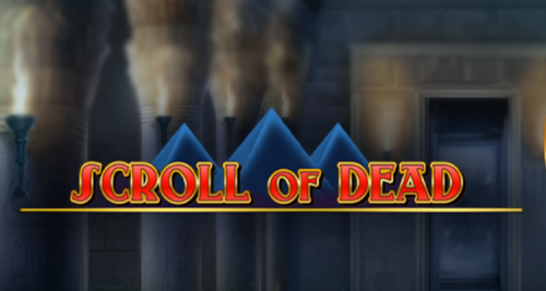 Play'n GO introduces its latest Dead of Series Slot with Scroll of Dead