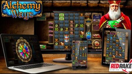 Red Rake Gaming mixes up a winner with its new Alchemy Ways online video slot