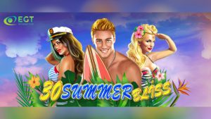 Seize the waves with EGT Interactive's newest video slot