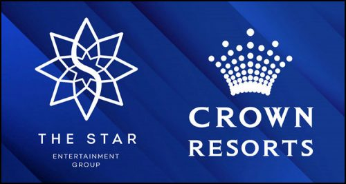 The Star Entertainment Group Limited eyeing Crown Resorts Limited merger