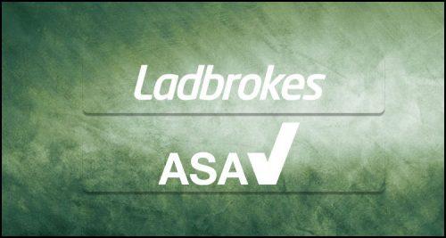 ASA watchdog dismisses complaint against Ladbrokes advertisement
