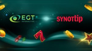 EGT Interactive broadens reach in Slovakia through the omni channel platform provider SYNOT Interactive