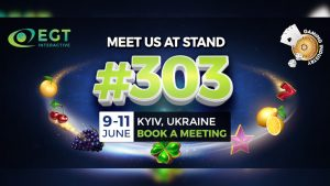 """EGT Interactive will exhibit at the """"Entertainment Industry"""" in Ukraine"""