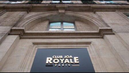 JOA Groupe abandoning Paris with the closure of its Club JOA Royale Paris