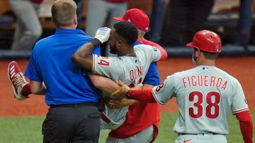 Philadelphia Phillies Place Outfielder Roman Quinn on 60 – Day Injured List