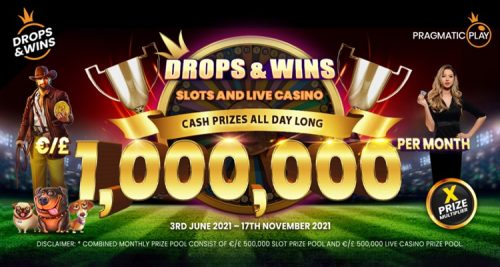 Pragmatic Play celebrates successful 1st week of €7,000,000 Drops & Wins promotion; unleashes new Heart of Rio video slot