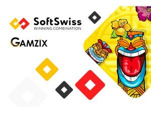 SoftSwiss Integrates with Gamzix