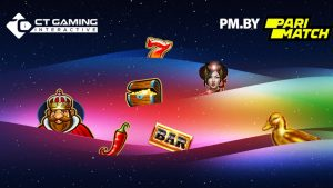 CT Gaming Interactive`s games live for the Belorussian players