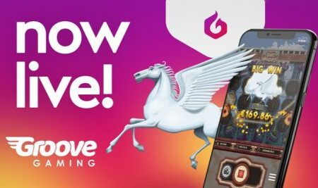 Groove Gaming new aggregator partner for Gaming Corps