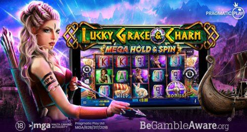 Pragmatic Play Powers New Online Slot Lucky, Grace &Amp; Charm Mega Hold &Amp; Spin From Partner Reel Kingdom