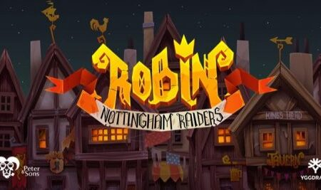 Yggdrasil launches latest Peter & Sons' collaboration: Robin – Nottingham Raiders