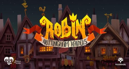 Yggdrasil Launches Latest Peter &Amp; Sons' Collaboration: Robin – Nottingham Raiders