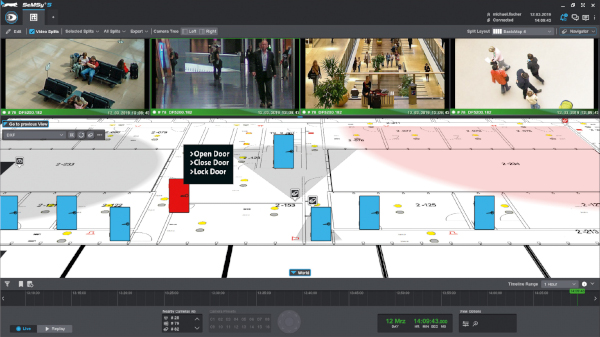 """Dallmeier Presents Portfolio Of Deeply Integrated Interfaces Within The """"Hemisphere®"""" Software Platform"""