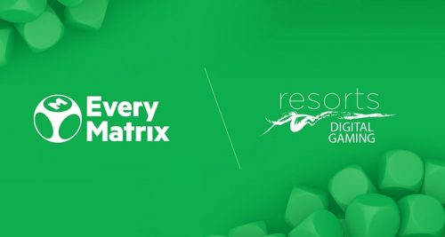 Resorts Digital Gaming To Launch Everymatrix Igaming Casino Content In The U.s. Starting In New Jersey
