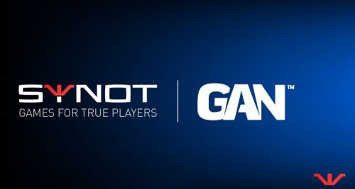 Synot Games Inks New Partnership With Gan; Strengthens Us Presence Via Igaming Launch In New Jersey