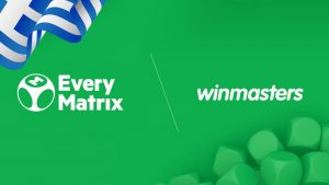 winmasters live in Greece with EveryMatrix's turnkey solution