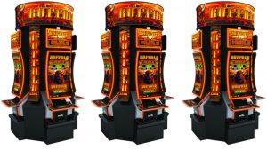 Buffalo Link slot bolsters Ocean Casino Resort's gaming floor