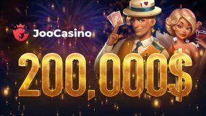 Joo Casino New Win Record: 200,000 USD in Divine Fortune slot