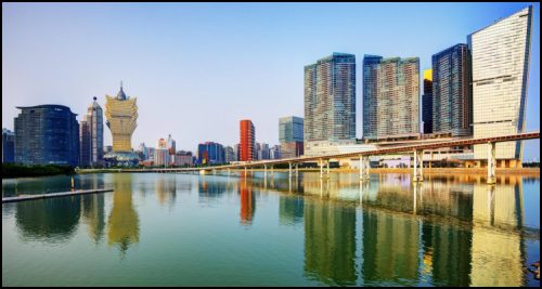 Macau Casinos Post Reduced July Combined Tax Contribution