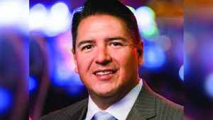 Dominic Ortiz named GM of Potawatomi Hotel and Casino