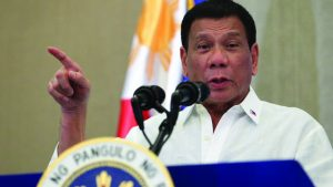 Duterte reverses stance on gambling, looks to raise funds