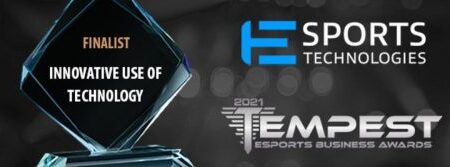 Esports Technologies Named as Finalist at E – Sports Business Summit Awards