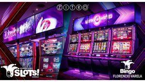 Link King & Link Me debut at Buenos Aires Slots & Bingo and Bingo Florencio Varela