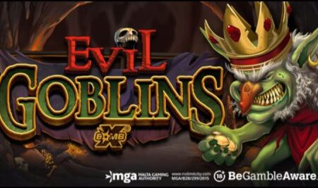 Nolimit City Limited gets naughty with its new Evil Goblins xBomb video slot
