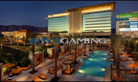 Record third-quarter performance for Boyd Gaming Corporation