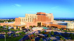 Sandia Resort and Casino reopens with new expansion to high limit gaming area